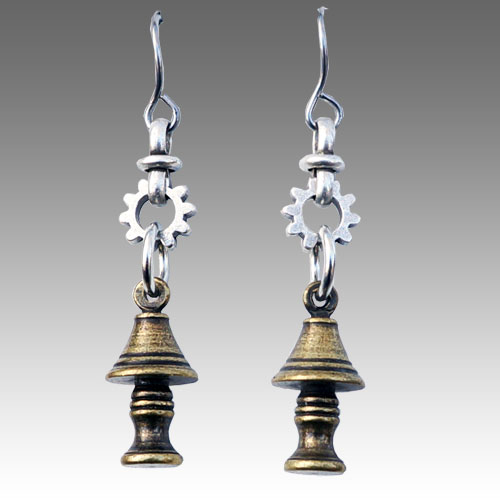 Alchemy Earrings Lamps JE2251