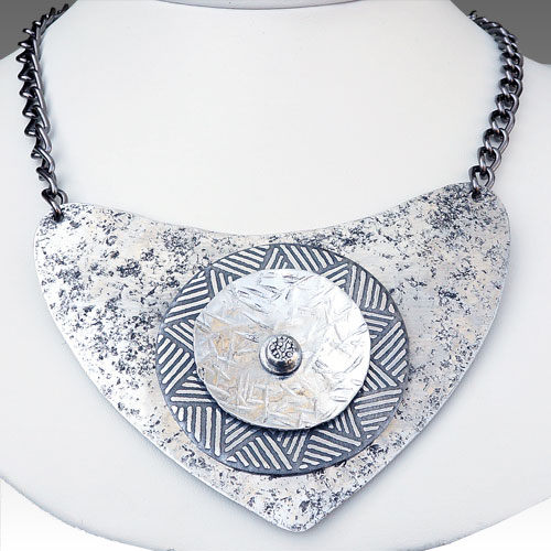 Allure Necklace Breastplate JN1481