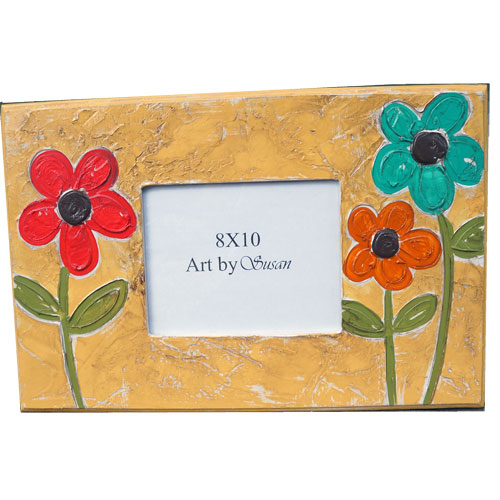 Art by Susan Photo Frame Flowers 16x24 WP833