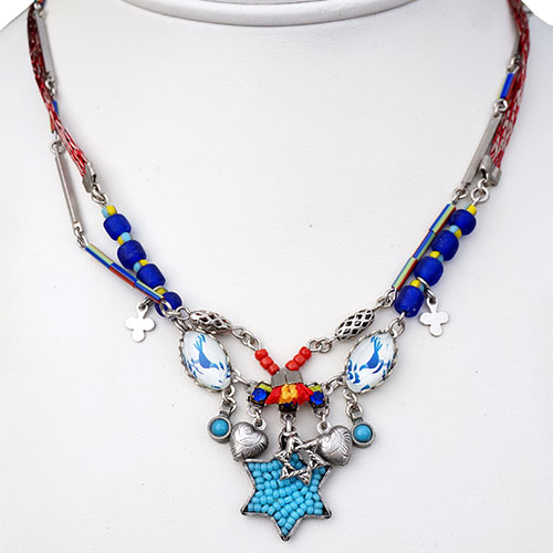 Ayala Bar Star of David Necklace JN1626