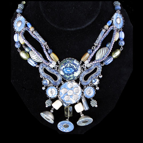 Ayala Bar Breeze Ltd Edition Statement Necklace JN988