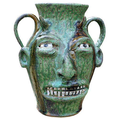 Marvin Bailey Face Jug DP1341