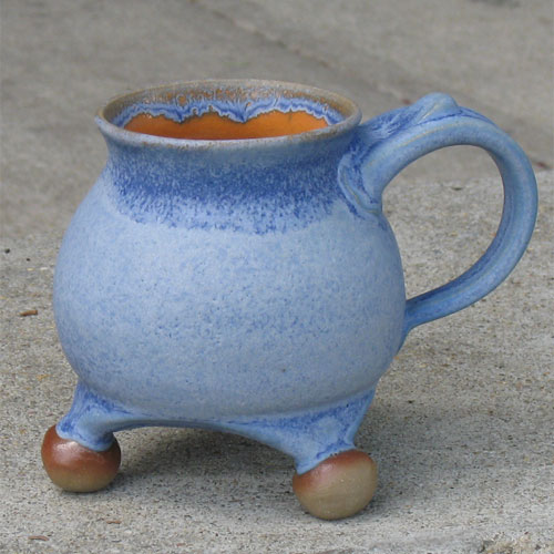 Batton Blue Jester Mug DP321