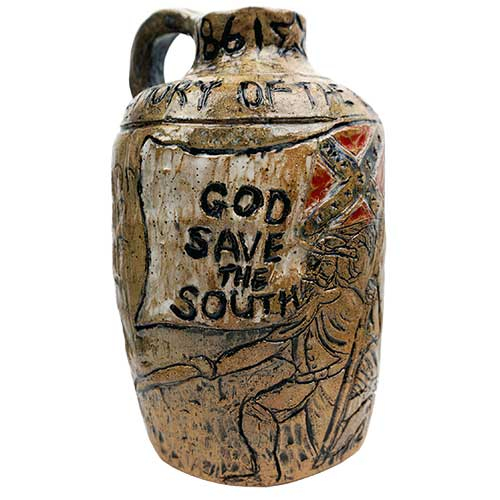 "Breezy 7.5"" God Save the South Jug DP1849"