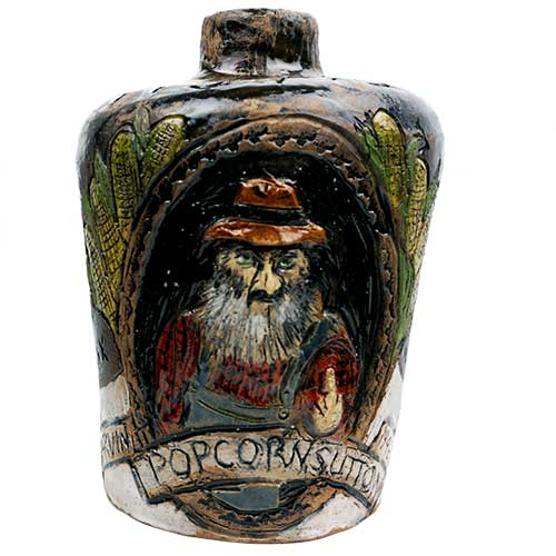 "Breezy 8"" Popcorn Sutton Jug DP1850"
