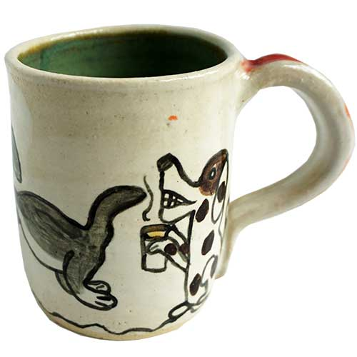 Carolyn Simmons Dog Mug DP1627