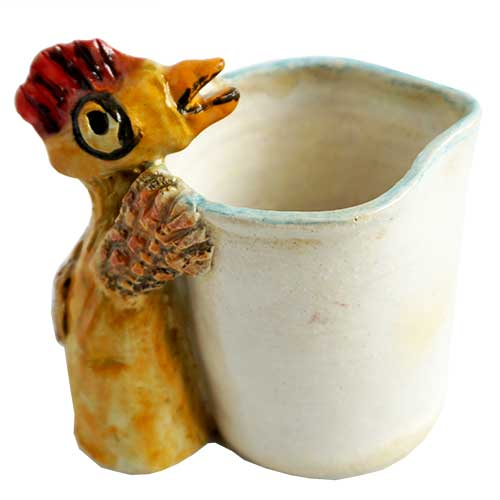 Carolyn Simmons Chicken Creamer DP1628