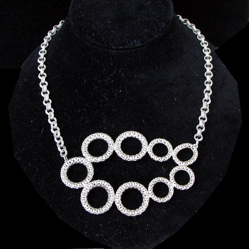 Cavender Filigree Rings Necklace JN879