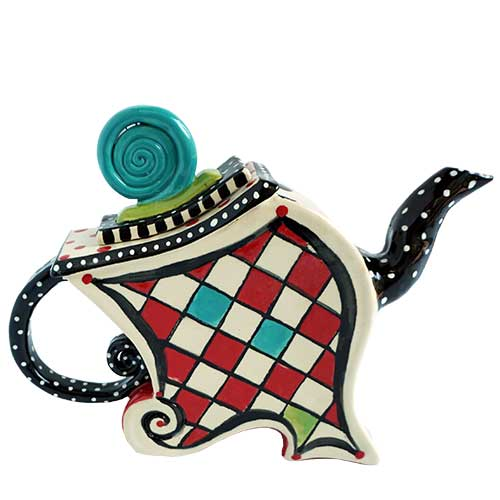 Teyros Readley Tea Pot DP1712