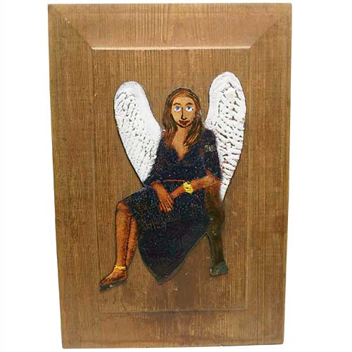 Denny Maloney 11x16 Door Angel WP1310 SOLD
