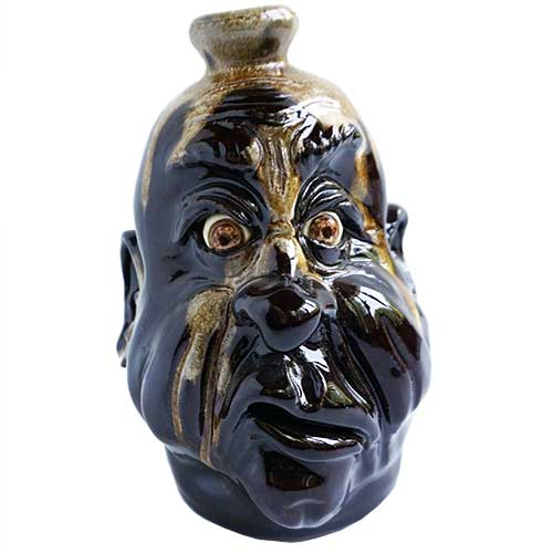"Dwayne Crocker Face Jug 8"" DP1680"