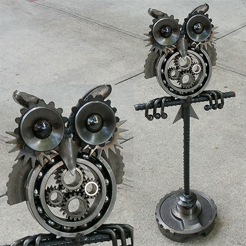 EngineNewIty Owl Large RD1275 SOLD