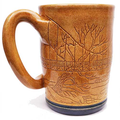 Eugene Liberty Bridge Mug DP1818