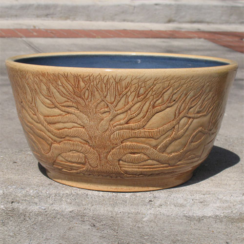 Eugene Large Tree  Bowl DP371