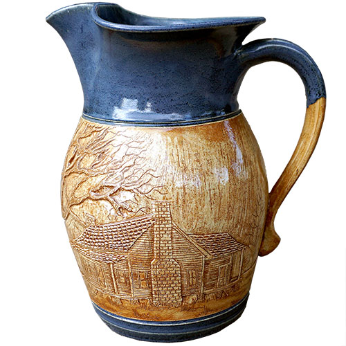 Eugene Early Tree Pitcher DP1540