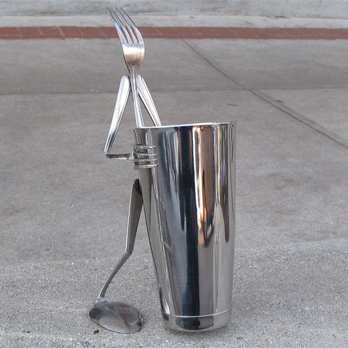 Fork Utensil Holder RD844