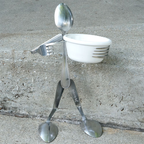 Spoon Candy Dish Holder RD871 SOLD