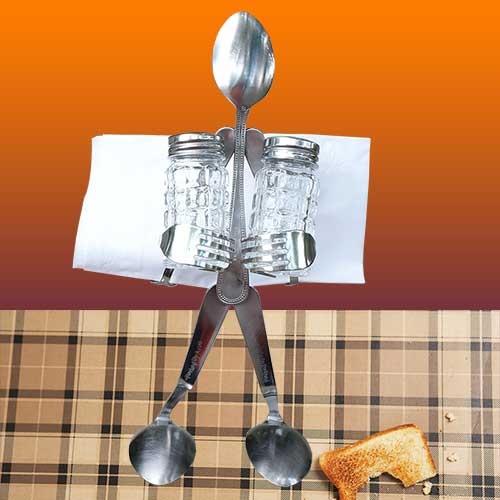 Spoon Ultimate S&P Napkin Holder RD1131
