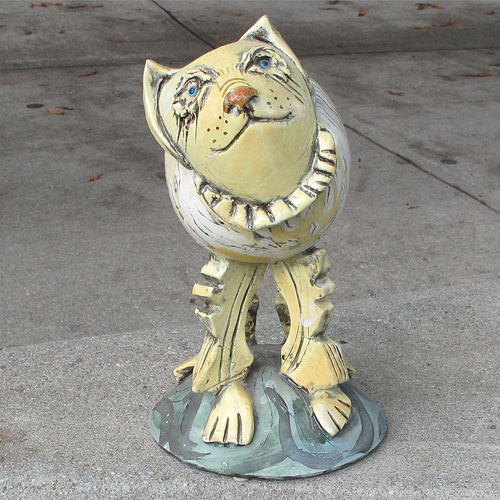 Goldstein-Rice Tigger Cat DP39