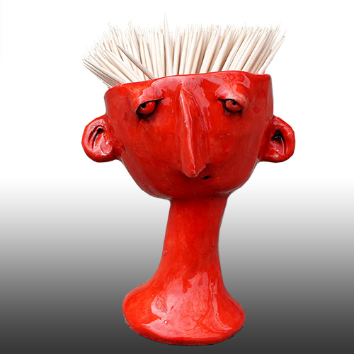 Greenwood Egg Head Red DP1159