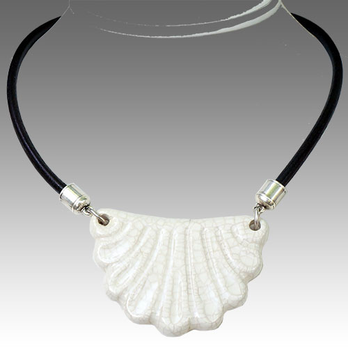Henriot Montmartre Ivory Necklace JN1643