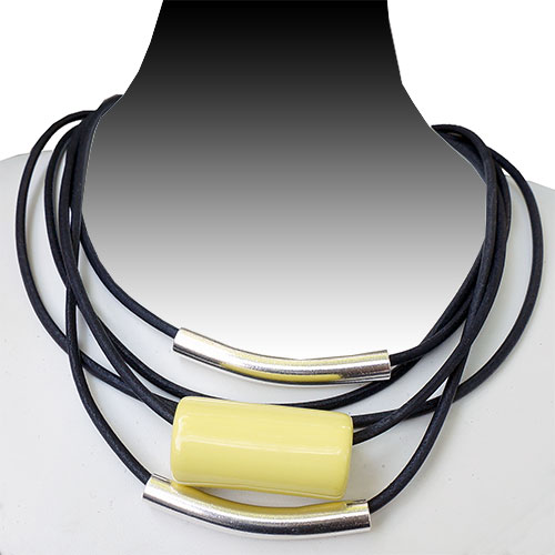 Henriot Avoriaz Lemon Necklace JN1794