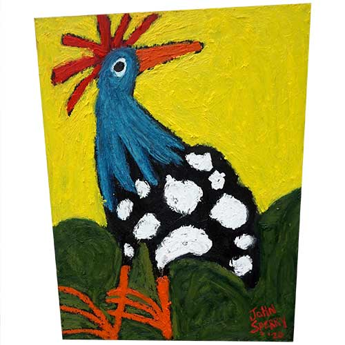 John Sperry Bird Friends 12x16 WP1459