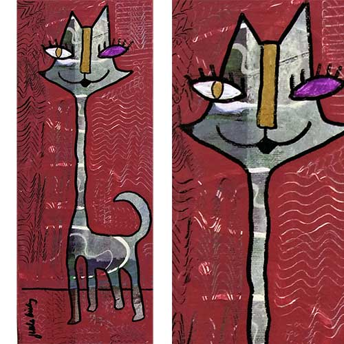 "Jude Kirby ""That Cat"" OP550 DS"