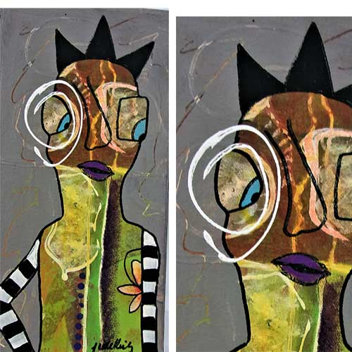 "Jude Kirby ""Blue Eyed Man"" OP551 DS"