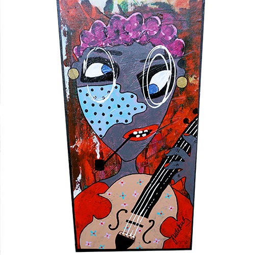 "Jude Kirby ""Allison"" on Violin OP564"