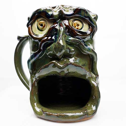 Kate Krause Face Cookie Mug CDP2118
