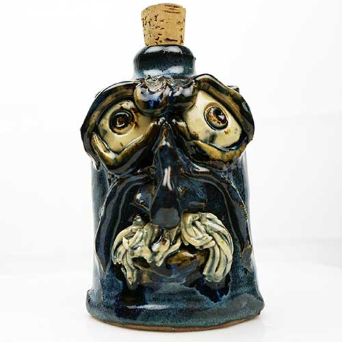 "Kate Krause 5"" Face Flask CDP2125"