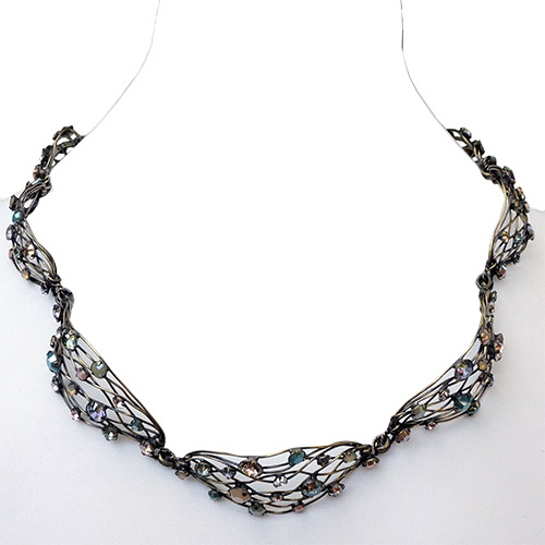 Konplott Necklace Cages Pastel Multi JN2208