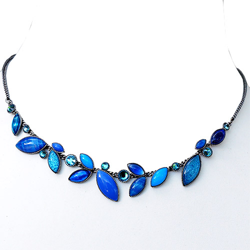 Konplott Necklace Dance Blue JN2284