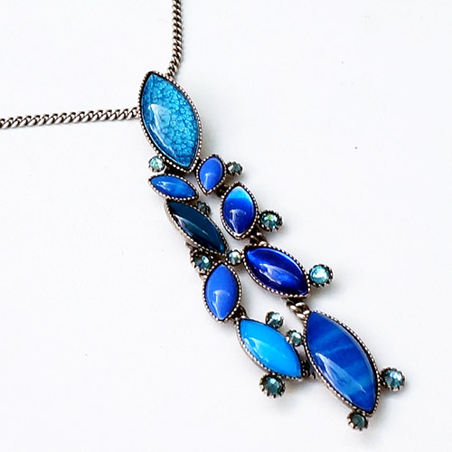 Konplott Necklace Dance Blue JN2285