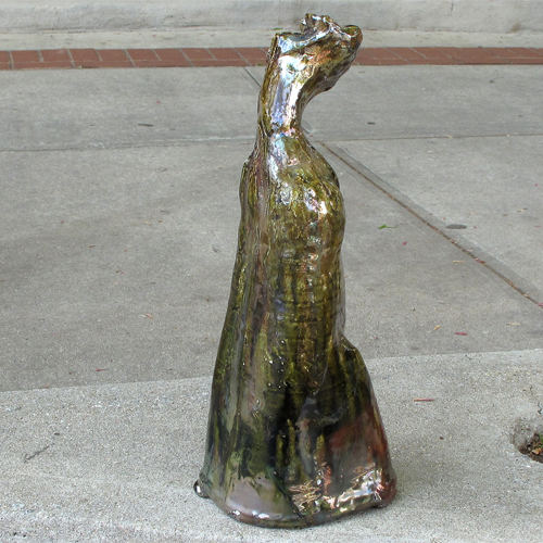 Krause Raku Female Torso CP357