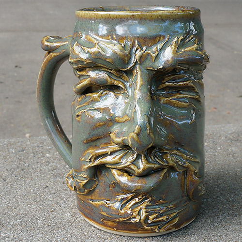 Krause Toby Face Mug CP429 SOLD