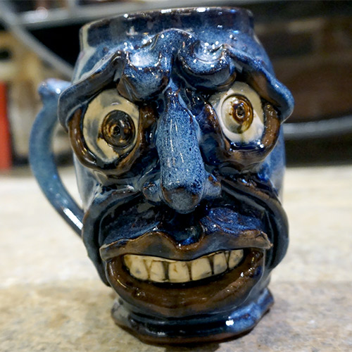 Krause Ugly Face Mug CP660