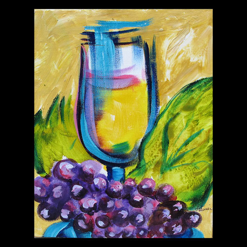 Latimer 8x10 Wine WP741