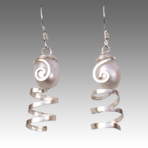 LeDanse Pearl Aria Earrings JE2215