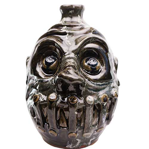 "Lolly Lynn Walton 10"" Face Jug DP1896"