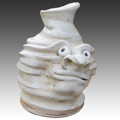 Williams Face Jug I've Been Thinking DP1239