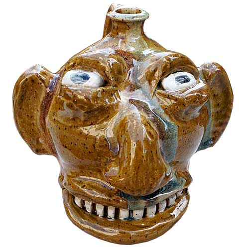 Marvin Bailey Face Jug DP1395