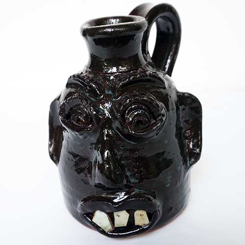 Mary & Stanley Ferguson Ugly Face Jug DP1469