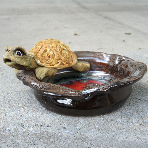 Mazi Turtle Bowl CP476 SOLD