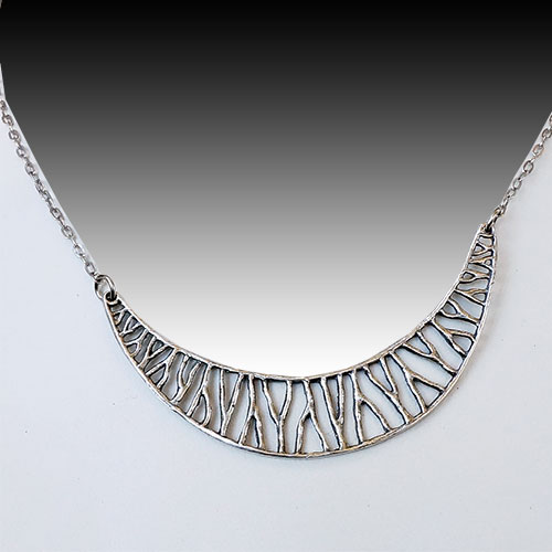 Mercedes Shaffer Necklace Y Branch JN1721