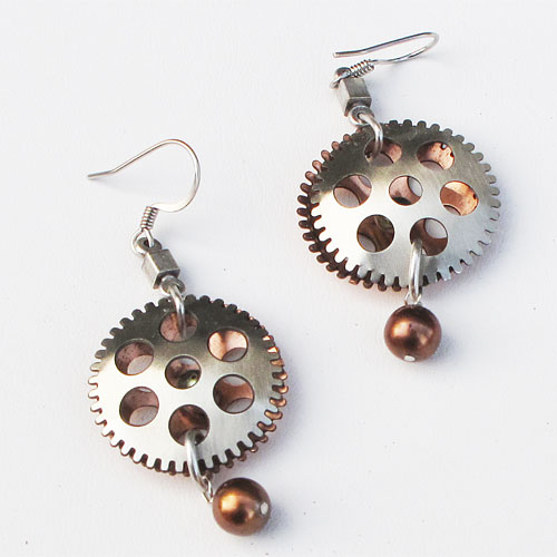 Mullanium ERs Gears with Pearls JE1820