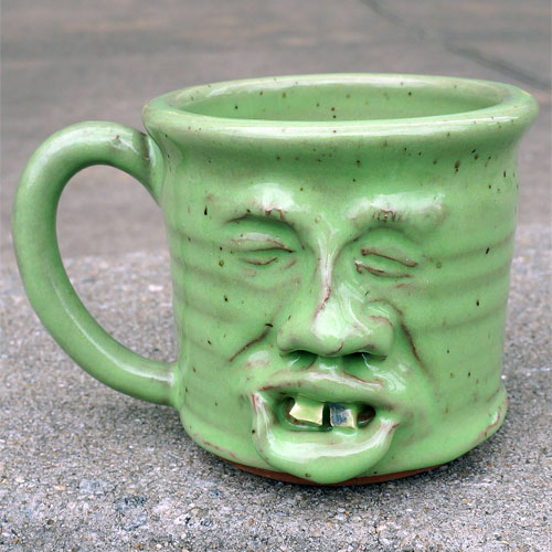 Sams Ugly Face Mug DP901