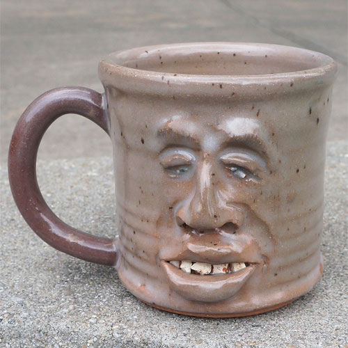 Sams Ugly Face Mug DP904
