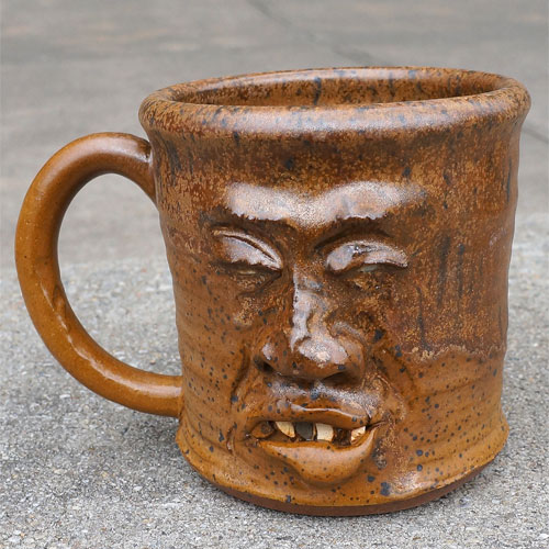 Sams Ugly Face Mug DP906